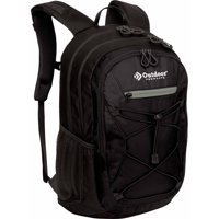 Product Image Outdoor Products Odyssey Backpack Daypack, Black 8247ba7f73