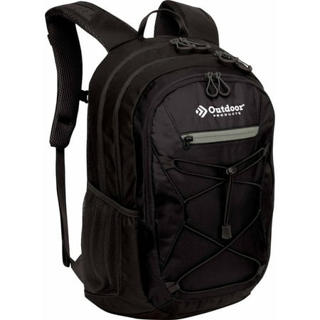 outdoor-products-odyssey-backpack-daypack,-black by outdoor-products