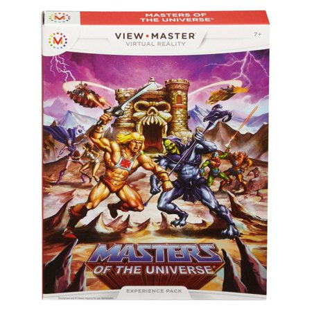 View Master Masters Of The Universe