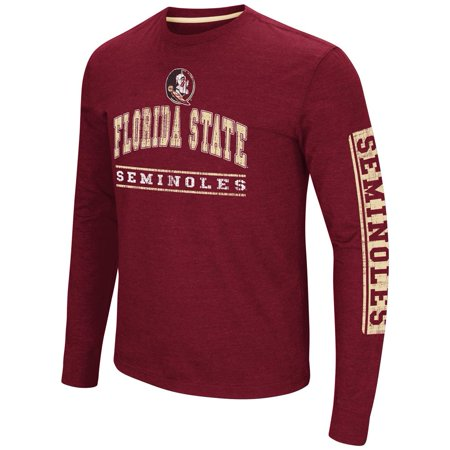 Mens Sky Box FSU Florida State University Long Sleeve Shirt
