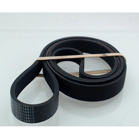 Washing Machine Belt for Whirlpool, Sears, AP5324119, PS3503117, W10388414 Washing Machine Belt for Whirlpool, Sears, AP5324119, PS3503117, W10388414