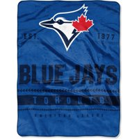 "Toronto Blue Jays The Northwest Company 60"" x 80"" Backstop Silk Touch Throw Blanket"