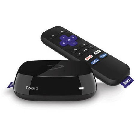 Refurbished Roku 2 Streaming Player