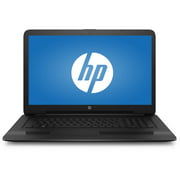 "HP 17-Y020wm 17.3"" Laptop, Windows 10 Home, AMD A10-9600P Processor, 4GB Memory, 500GB Hard Drive"