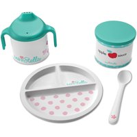 Manhattan Toy Baby Stella, Darling Dish Set Doll Accessory