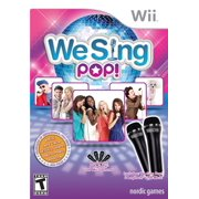We Sing Pop Bundle (2 Mics) S