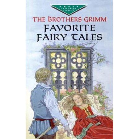Favorite Fairy Tales - eBook
