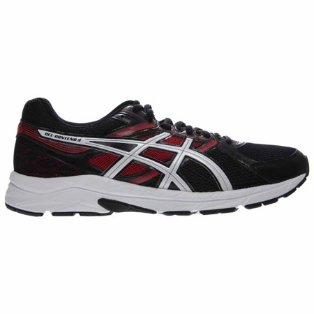 Men's Gel Contend 3 OnyxSnowRacing Red Ankle High Running Shoe 11.5M