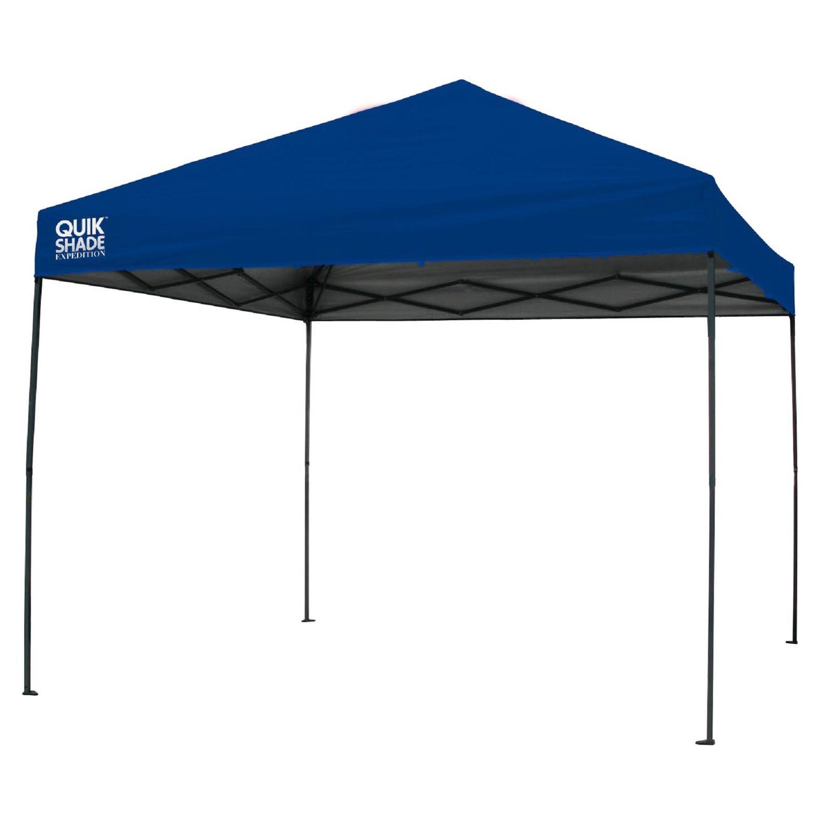 Quik Shade Expedition 10'x10' Straight Leg Instant Canopy...