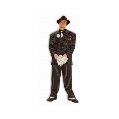 Adult Chicago Gangster Halloween Costume - Halloween Parties In Chicago