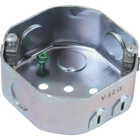 Hubbell Ceiling Direct Fan Box 55505CC