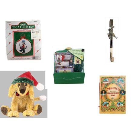 Christmas Fun Gift Bundle 5 Piece Traditions Soldier