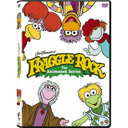 Fraggle Rock: The Animated Series (DVD) (Animated Halloween Tv Shows)