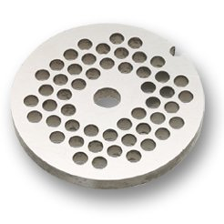 Bosch Universal 4.5mm Meat Grinder Disks - Stainless Steel Bosch Meat Grinder