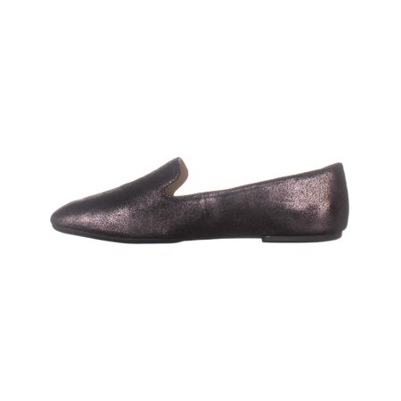 Enzo Angiolini Leonie Slip On Loafer Flats, Anthracite - image 1 of 6