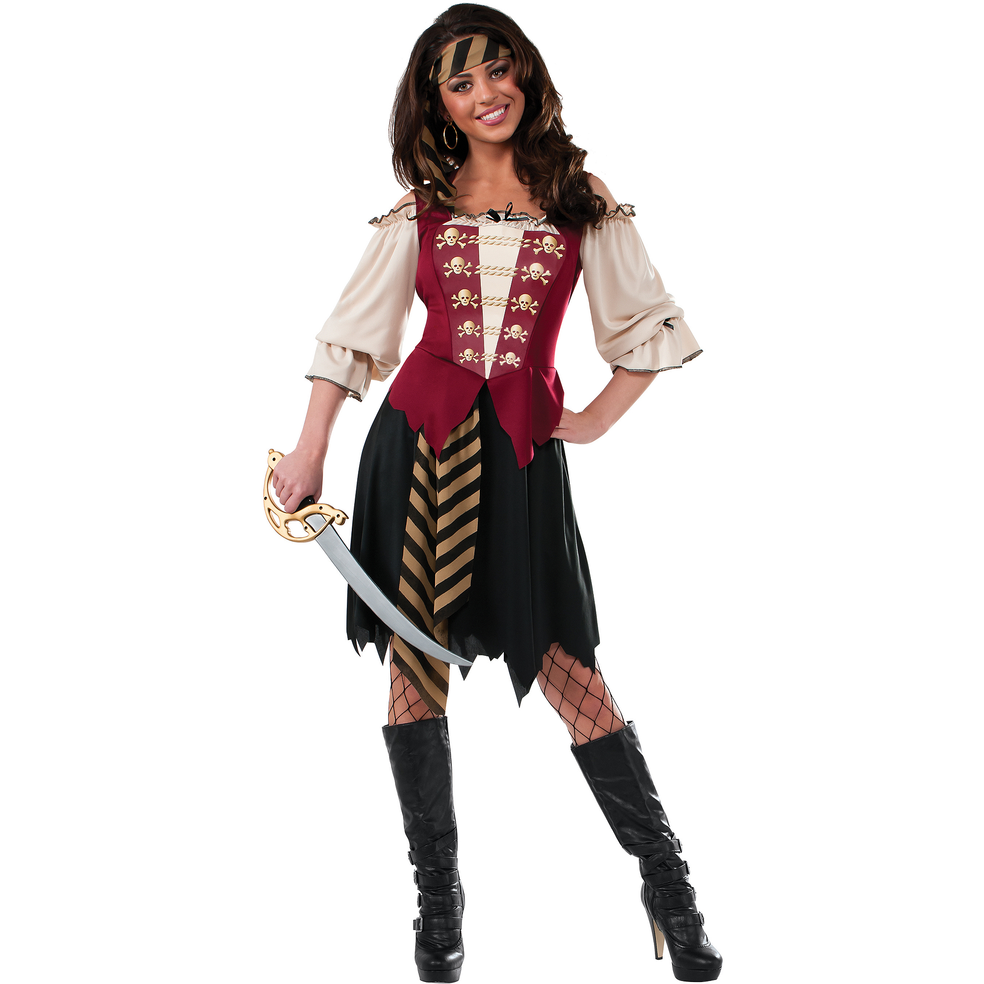 Pirate Womens Halloween Costume