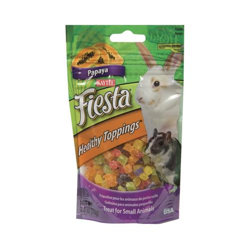 Kaytee Pet 100503009 Rabbit & Hamster Treats, Papaya, 2.5-oz. by KAYTEE PET