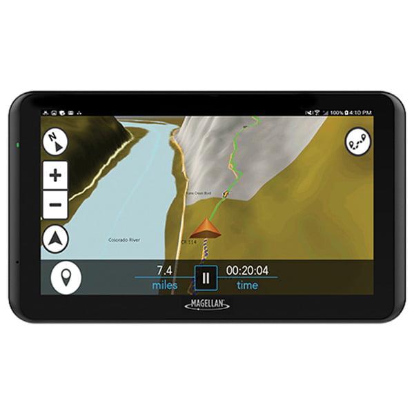 New Magellan(R) TN7771SGLUC Trail & Street GPS Navigator (TR7, 7)