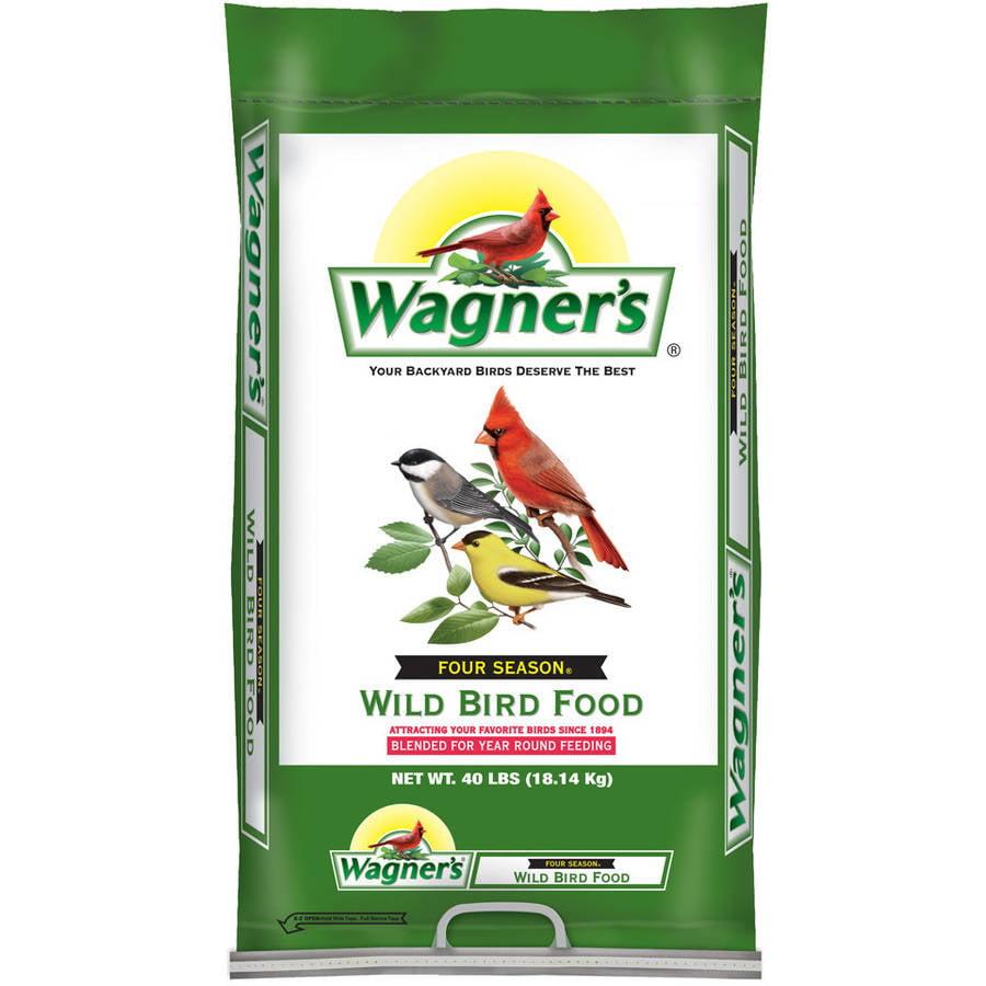 Wagner's 40 Lb Four Season Wild Bird Food