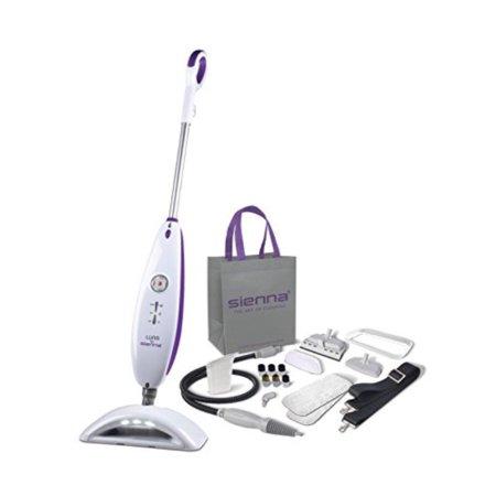 Sienna Luna Plus SSM-3016 Steam Cleaning System, Steam Mop, Tile mop, Hard Floor Steam, Handheld Steam Cleaner, Mop