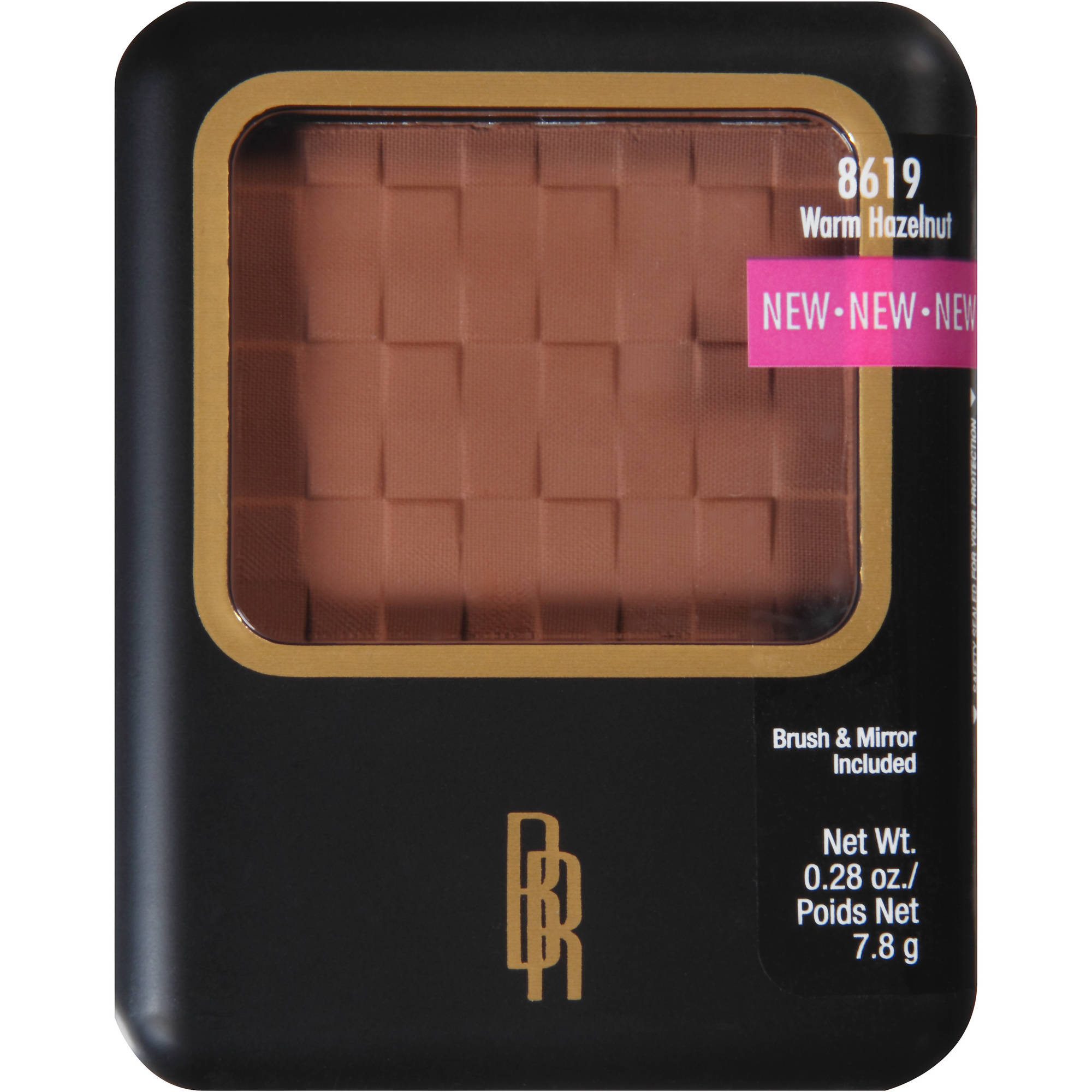 Black Radiance Pressed Powder, 8619 Warm Hazelnut, 0.28 oz