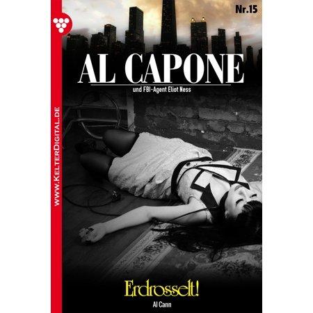 Al Capone 15 - Kriminalroman - eBook