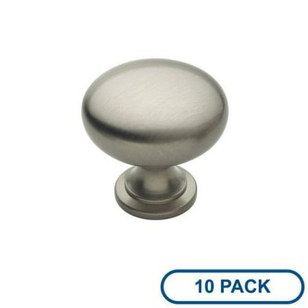 Amerock Bp1910 10Pack Allison Value Hardware 1 3 16 Inch Diameter Mushroom Cabin