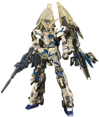 Bandai Hobby MG Unicorn Gundam 03 Phenex Model Kit (1 100 Scale) by Bandai Hobby