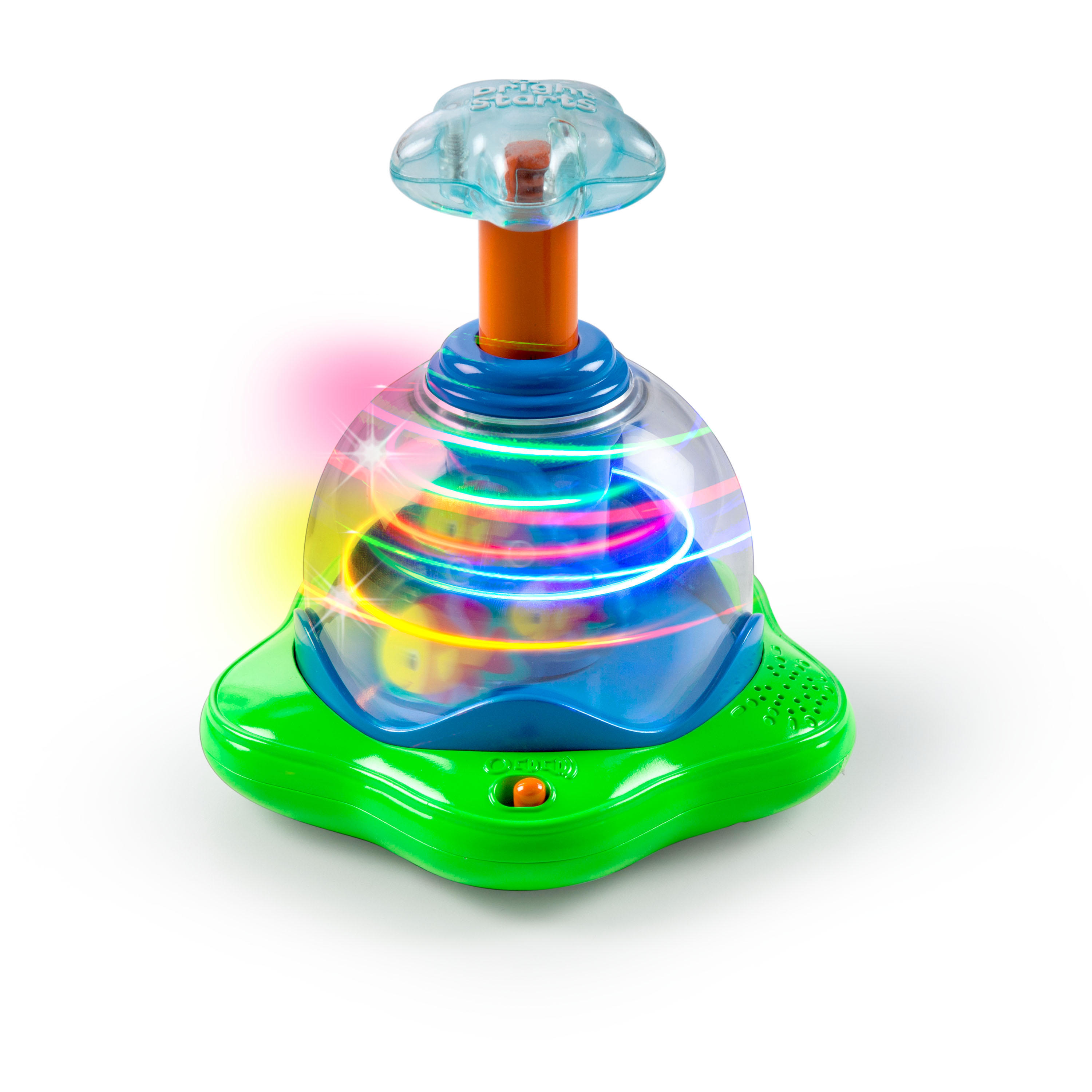 Bright Starts Press & Glow Spinner