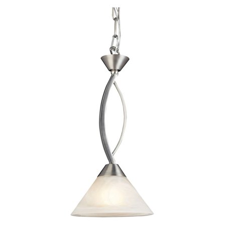 - Elk Lighting Elysburg 7634-1 Pendant Light