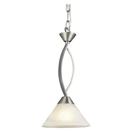 (Elk Lighting Elysburg 7634-1 Pendant Light)