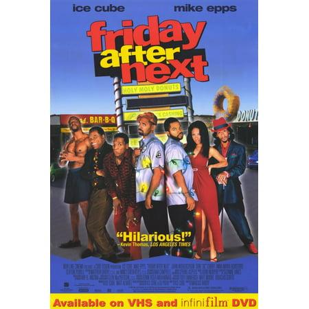 Friday After Next POSTER Movie (27x40) - Walmart.com