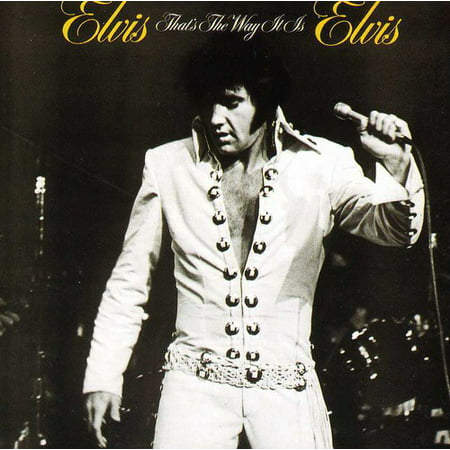 Elvis Presley Sideburns ([Elvis Presley] That's the Way It Is Brand New DVD)