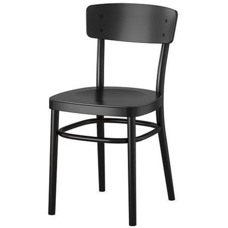 Ikea Black Dining Chair 1826.8175.2626 ()