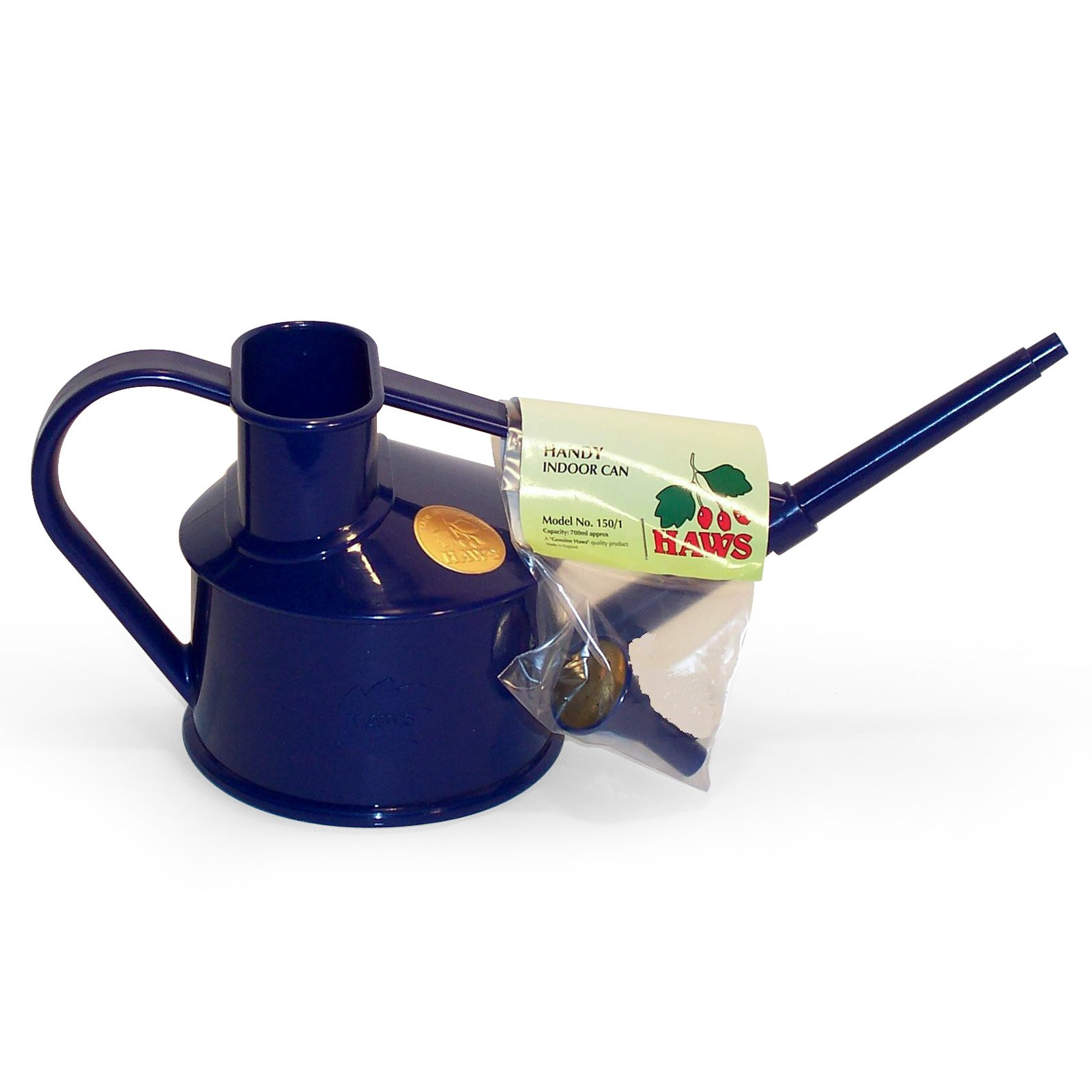 Haws 0.5 Liter Plastic Handy Indoor Watering Can