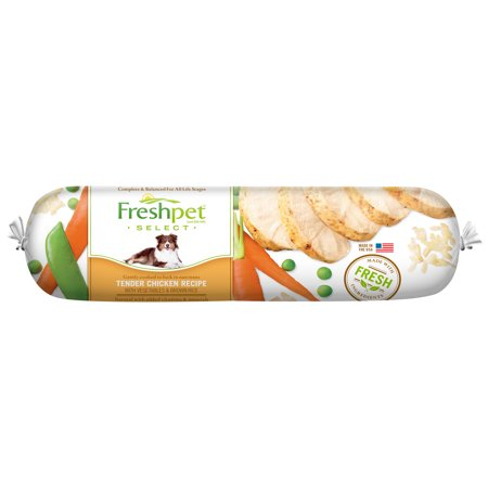 Freshpet select tender chicken with vegetables brown rice dog food freshpet select tender chicken with vegetables brown rice dog food recipe forumfinder Image collections
