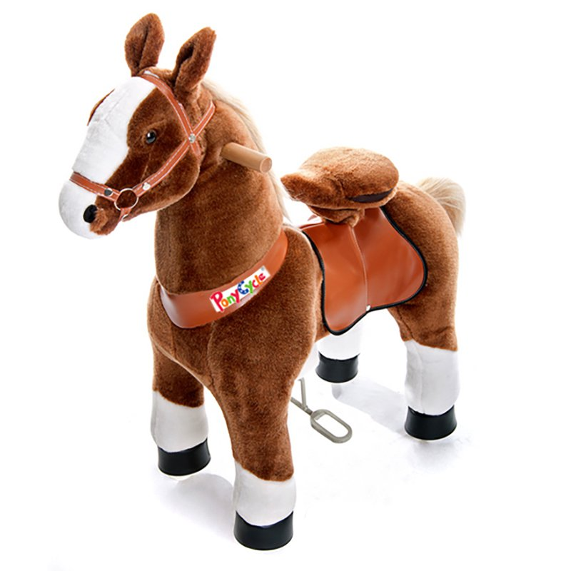 Vroom Rider x PonyCycle Ride-On Horse - Small