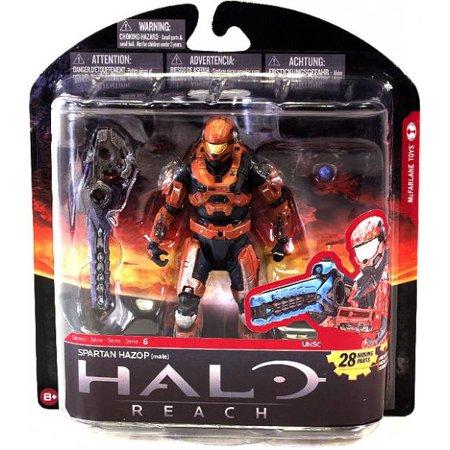 Mcfarlane Halo Wave (McFarlane Halo Reach Series 6 Spartan Hazop Action Figure [Rust])