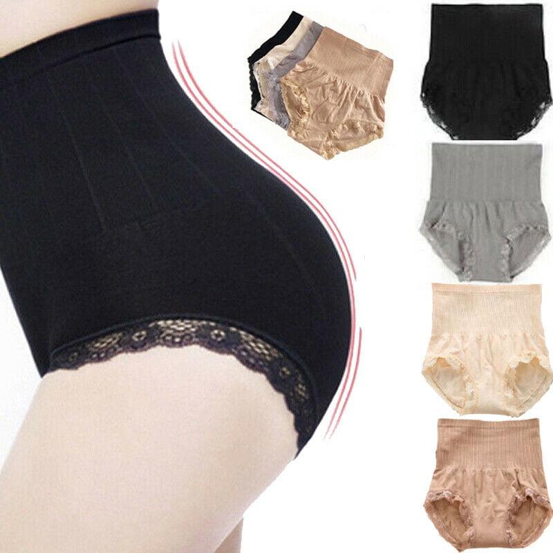 Women Body Shaper Control Slim Tummy Corset High Waist Panty Shape Under Wear