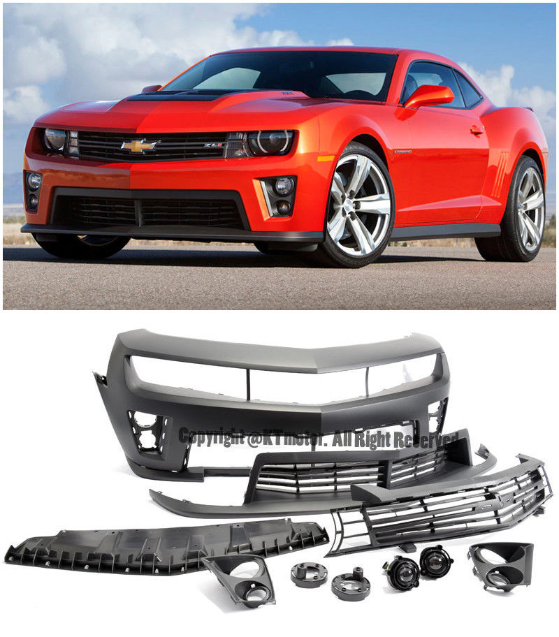 Replacement Black Front Grill Bowtie Emblem For 2010-2013 Camaro New Free Ship