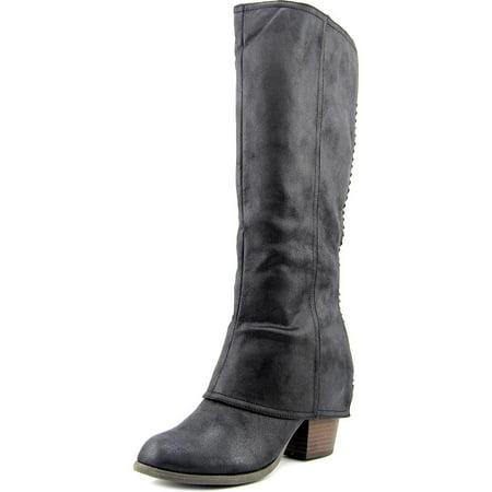 1325eed0230 Fergalicious - Fergalicious Lundry Women Round Toe Synthetic Black Knee  High Boot - Walmart.com
