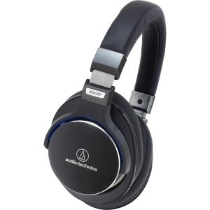Audio-Technica SonicPro Over-Ear High-Resolution Audio Headphones - Black