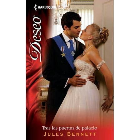 Tras las puertas de palacio - eBook