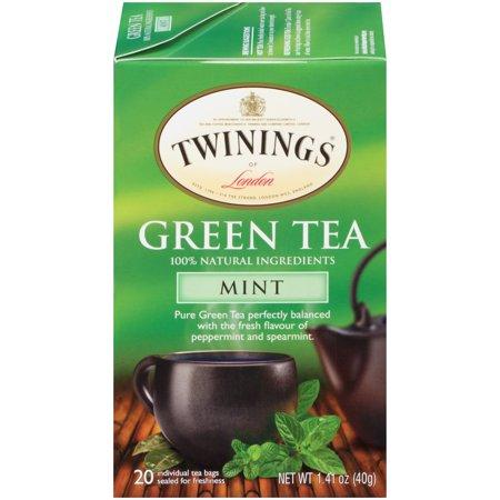 Terrific Twinings Green Tea With Mint Tea 20 Ea Machost Co Dining Chair Design Ideas Machostcouk