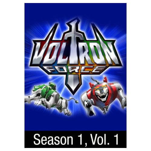 Voltron Force: Season 1 (2011)