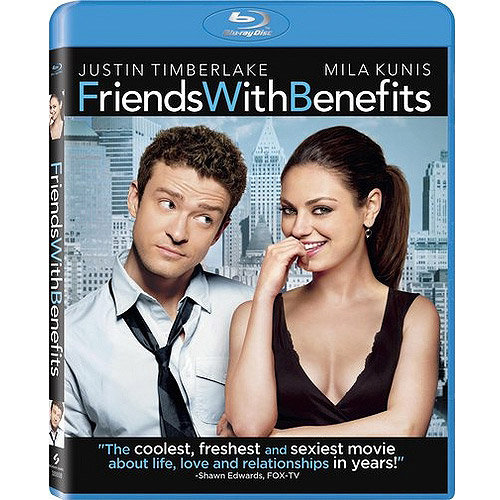 Friends With Benefits (Blu-ray) (With INSTAWATCH) (Anamorphic Widescreen)