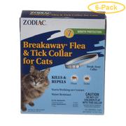Best Cat Flea Collars - Zodiac Breakaway Flea & Tick Collar for Cats Review