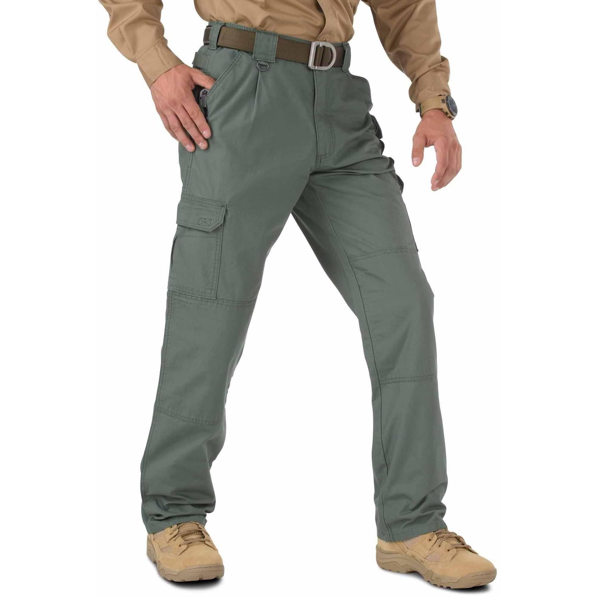 Men's Cotton Tactical Pant, OD Green