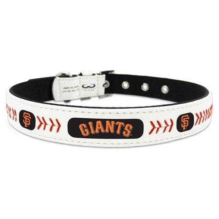 San Francisco Giants Dog Collar - Small