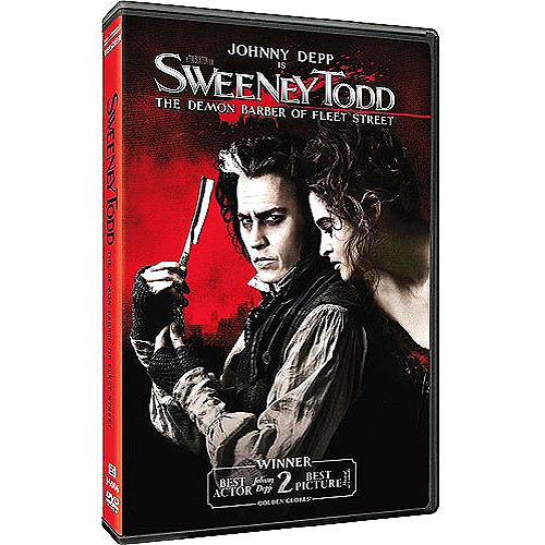 Sweeney Todd: The Demon Barber Of Fleet Street (Widescreen)